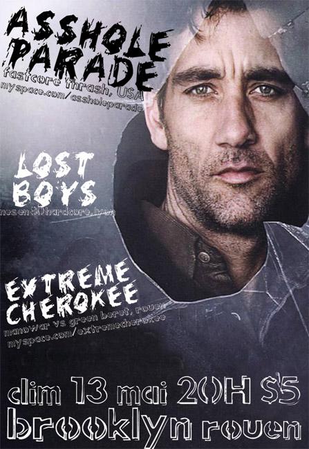 cherokee site myspace com